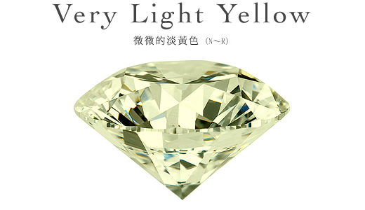 Very Light Yellow