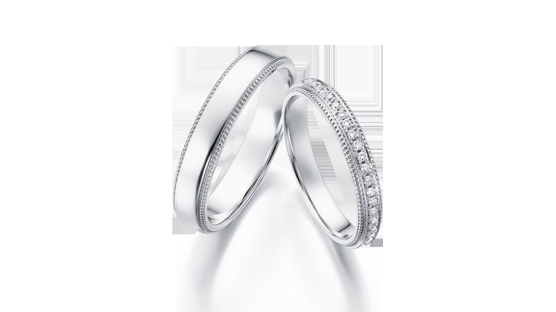 結婚對戒 FREY 20LD