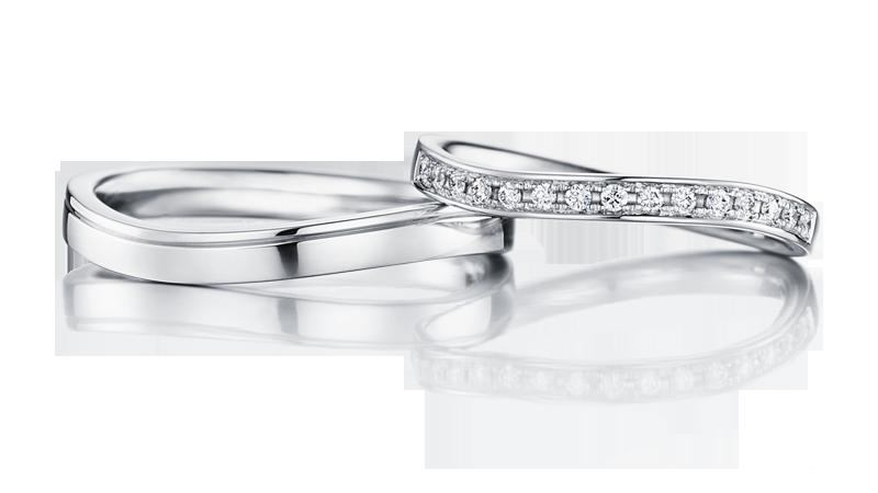結婚對戒 TRITONE