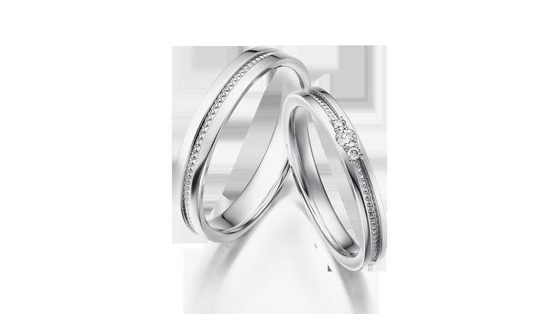 結婚對戒 DIONE