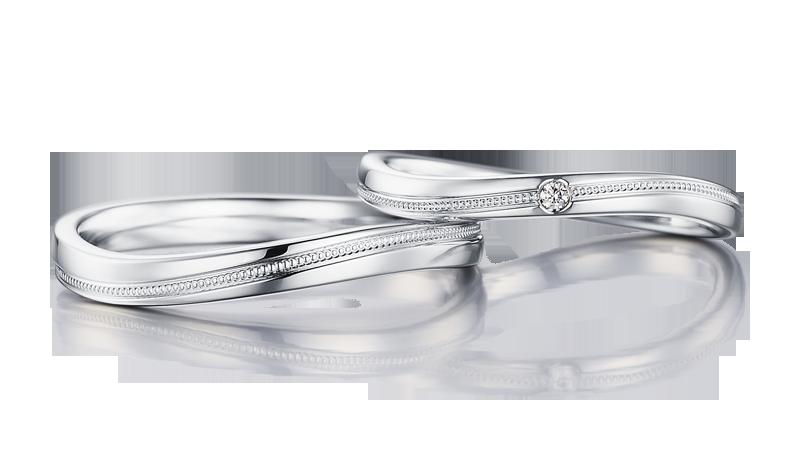 結婚對戒 AMPHITRITE