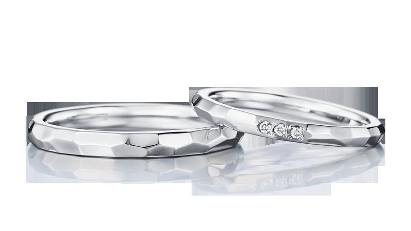 結婚對戒 AMRITA