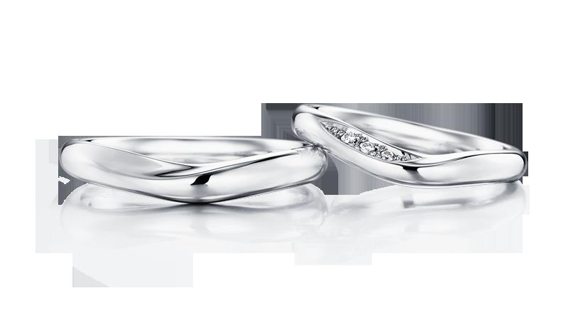 結婚對戒 ATLAS
