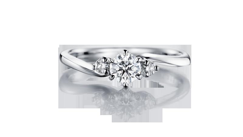 訂婚鑽戒 SHELIA