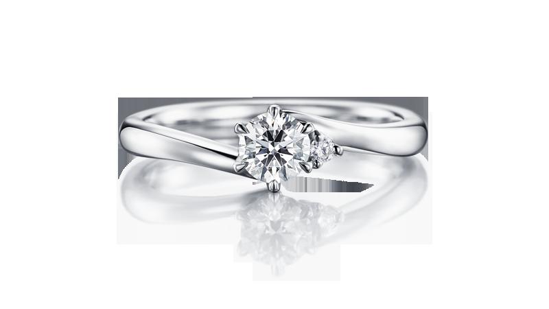 訂婚鑽戒 ALPHERA