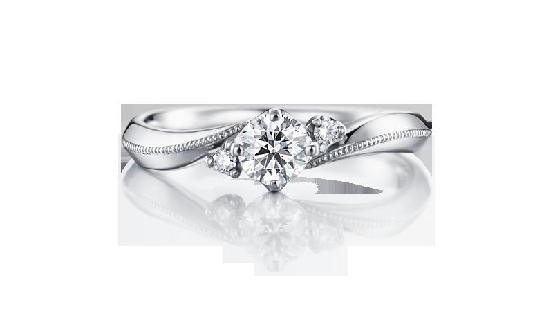 訂婚鑽戒 PROCYON