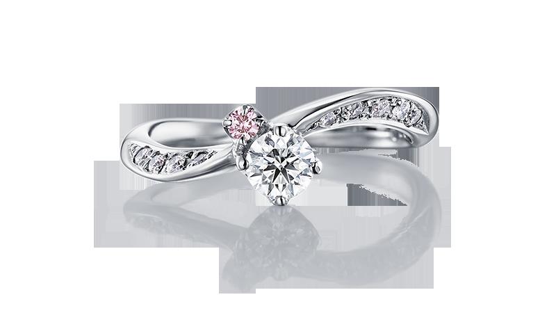 訂婚鑽戒 GEMINI