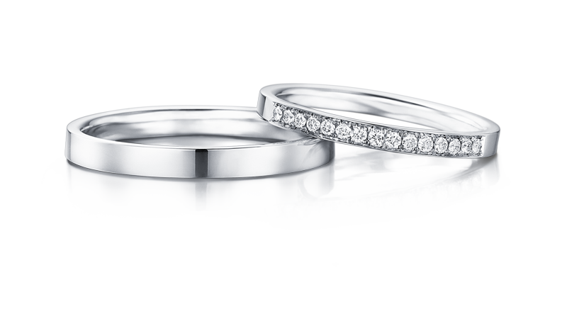 結婚對戒 EPONA