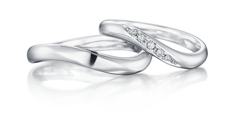 結婚對戒 URANUS