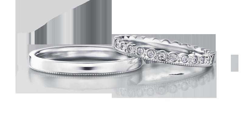 結婚對戒 ARIADNE