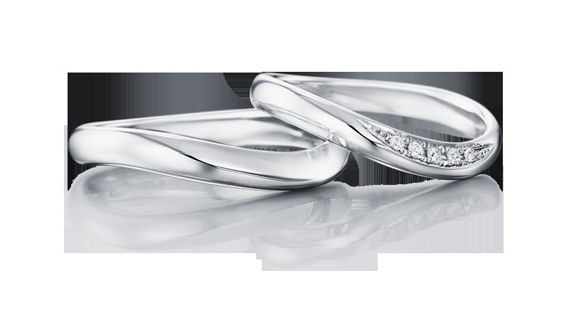 結婚對戒 PLUTO