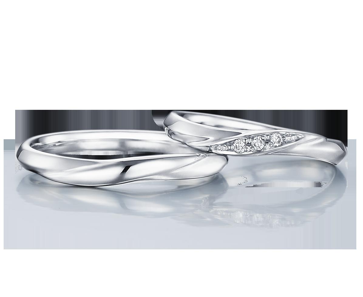 結婚對戒 LUCINA