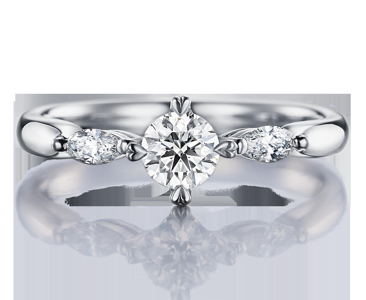訂婚鑽戒 ASTERIA