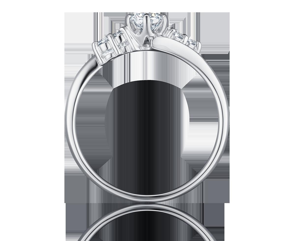訂婚鑽戒 ALNITA