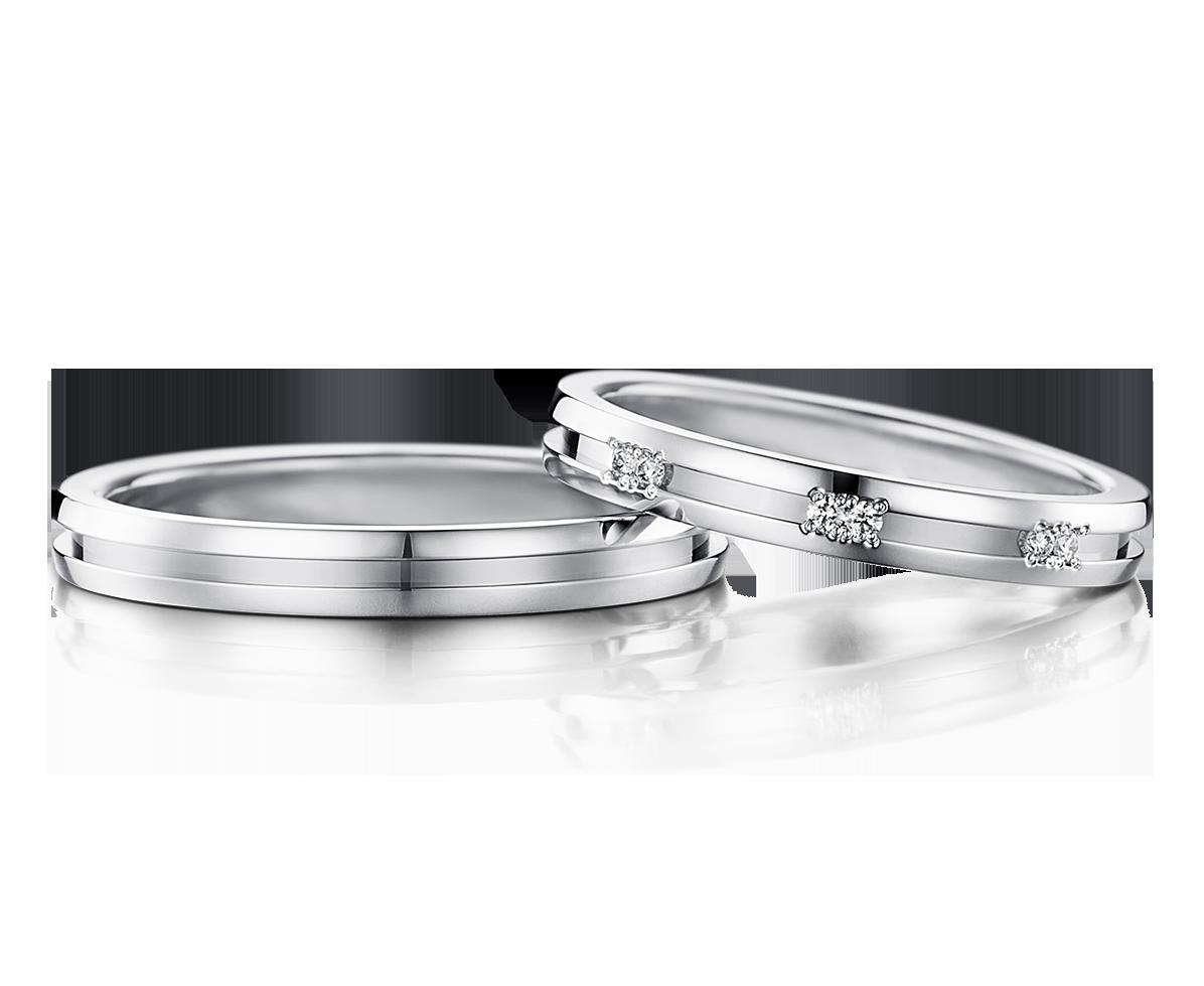 結婚對戒 SAGA