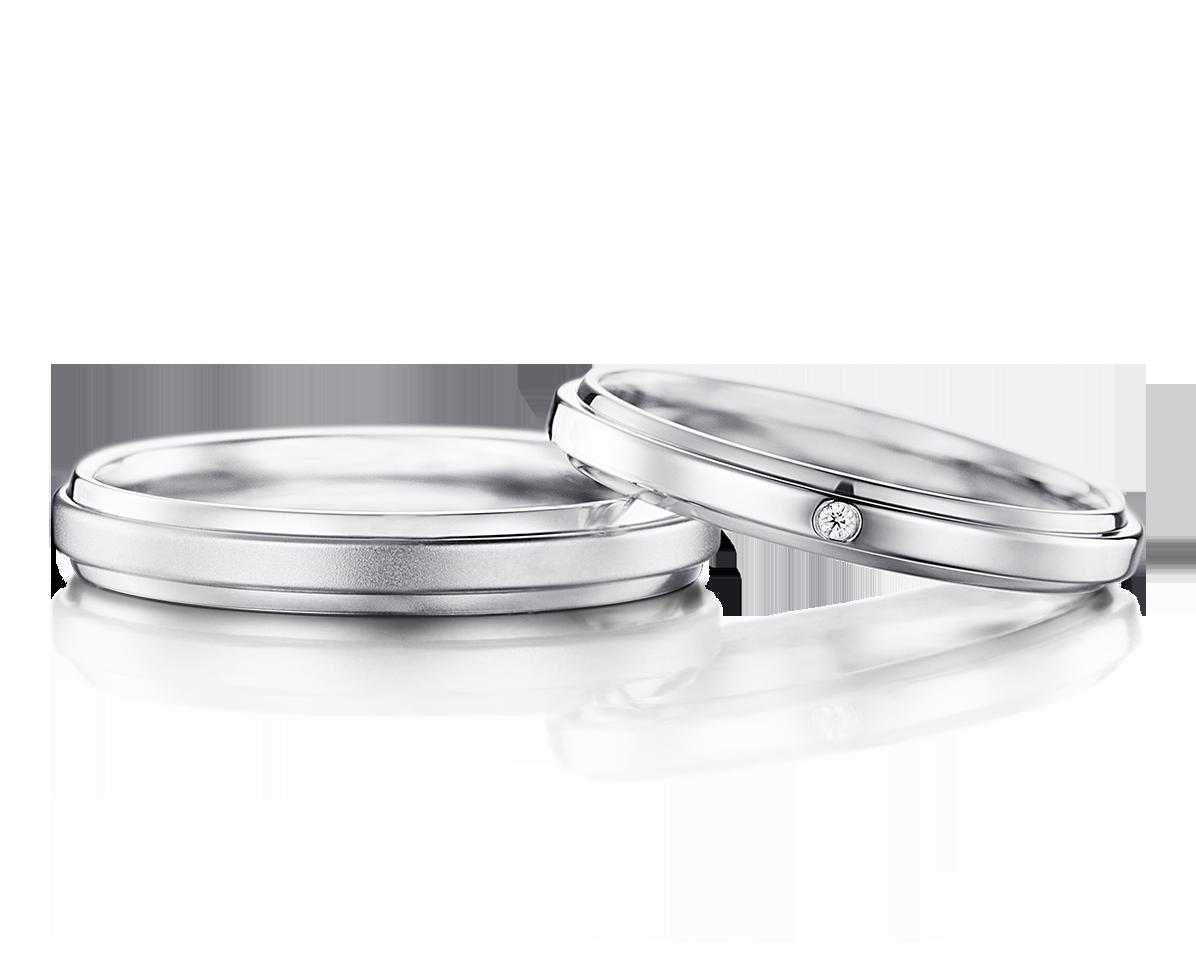 結婚對戒 HARMONIA