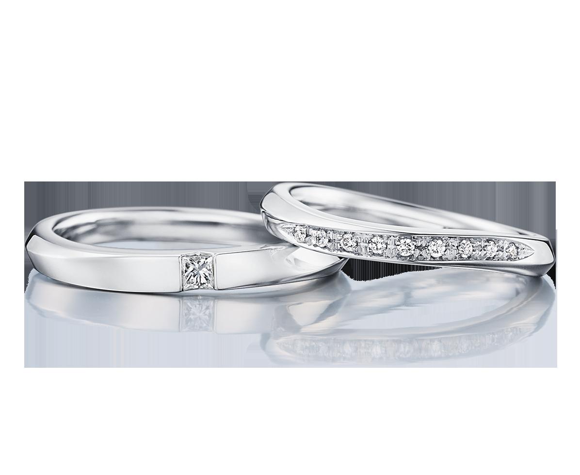 結婚對戒 AEROS