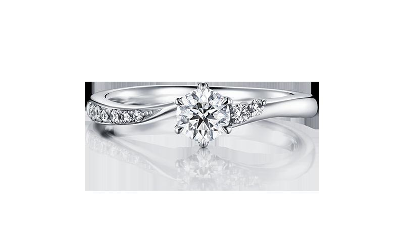 訂婚鑽戒 ANDROMEDA