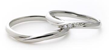 按照兩人的「手指形狀」選擇適合的款式。
